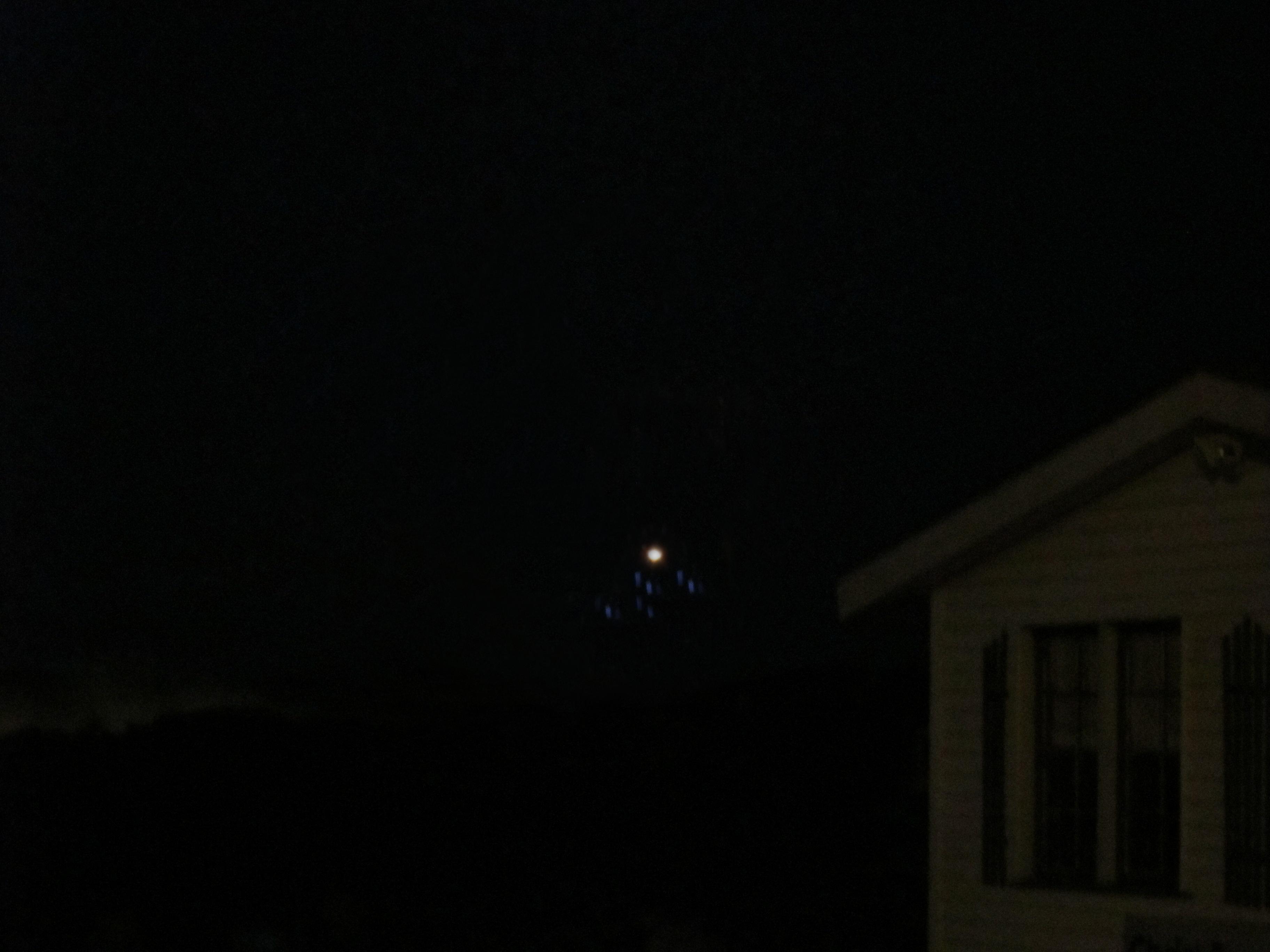 UFO Sighting At Night Above Suffolk England, UFO Sighting News